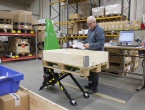 high lifting models cesab hand pallet truck
