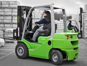 cesab m300 internal combustion forklift truck